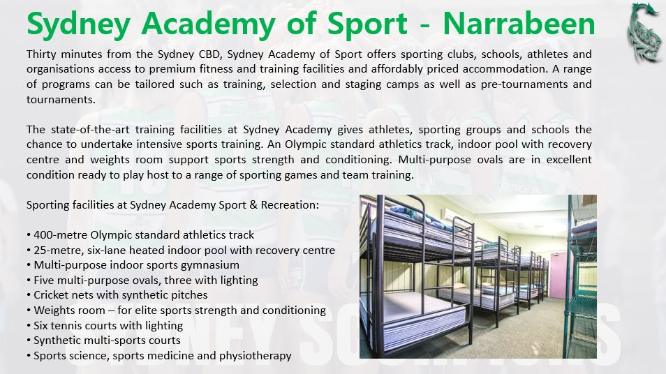 Narrabeen Sports Academy