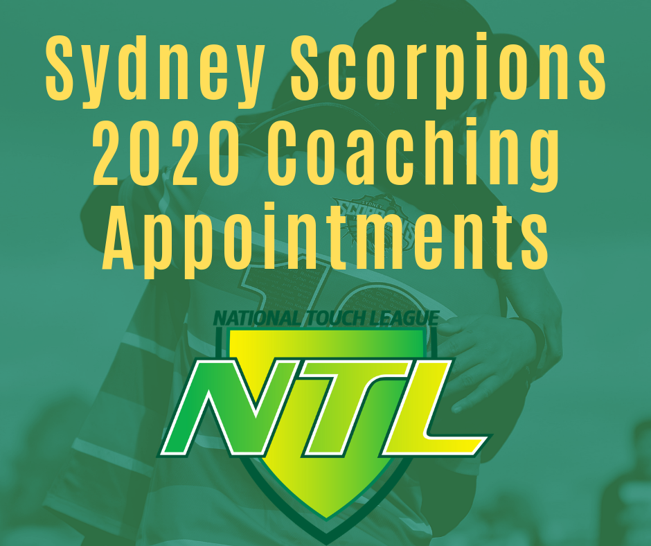 Sydney Scorpions | Official home of Sydney Scorpions Touch